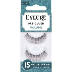 Eylure Pre-Glue Volume 100 False Eyelashes found on MODAPINS from target for USD $4.99