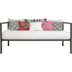 Tribeca Daybed - Twin - Silver - Dorel Home Products, Gray