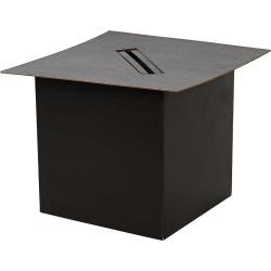 Graduation Card Box, Black