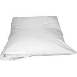 Green Zone Jersey Pillow Protector 2 Pack White (King) White - Christopher Knight Home