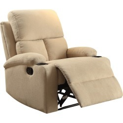 Accent Chairs Acme Furniture Beige found on Bargain Bro India from target for $251.99