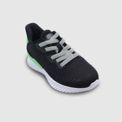 Boys' Reflx Performance Athletic Shoes - C9 Champion Black 6 found on Bargain Bro India from target for $24.99