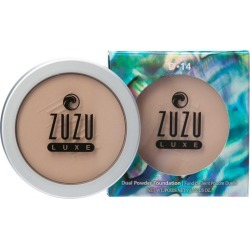Zuzu Luxe Dual Powder Foundation D-14 - 0.32oz found on Bargain Bro Philippines from target for $29.99