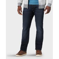Wrangler Men's Straight Jeans - Black 34x34 found on Bargain Bro India from target for $21.99