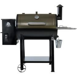Pit Boss Deluxe Wood Pellet Grill