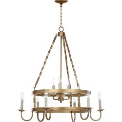 Ceiling Lights - Gold - Safavieh found on Bargain Bro Philippines from target for $262.99