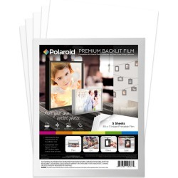 Premium Backlit Film 5 Sheets Gray - Polaroid found on Bargain Bro India from target for $5.49