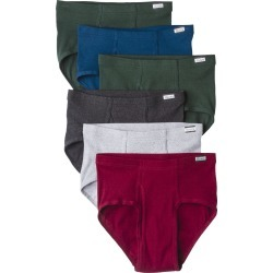 Hanes Men's 6pk Comfort Soft Waistband Mid-Rise Briefs - Color May Vary S, Men's, Size: Small, MultiColored found on Bargain Bro India from target for $15.99