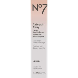 No7 Airbrush Away Tinted Skin Perfector Medium - 1.35oz found on Bargain Bro India from target for $14.99