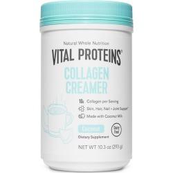 Vital Proteins Collagen Coconut Creamer Dietary Supplements - 10oz, Adult Unisex