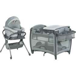 Graco Pack 'n Play Day2Dream Playard - Mullaly, Gray found on Bargain Bro India from target for $349.99