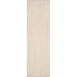 Natural Fiber Rug - Marble/Linen - (2'6