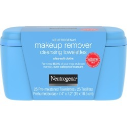 Neutrogena Makeup Remover Cleansing Towelettes & Face Wipes - 25ct found on MODAPINS from target for USD $6.29