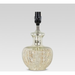 Mercury Glass Trophy Small Lamp Base Silver Lamp Only - Threshold found on Bargain Bro India from target for $19.99