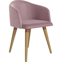 Kari Accent Chair Rose Pink - Manhattan Comfort, Pink Pink found on Bargain Bro Philippines from target for $209.99