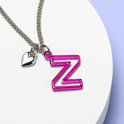 Girls' Monogram Letter Z Necklace - More Than Magic , Women's