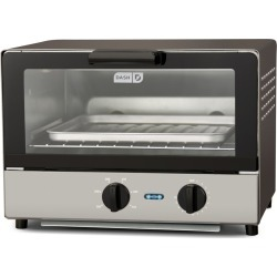 Dash Compact Toaster Oven - Graphite (Grey) DCTO100GBGT05