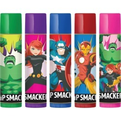 Lip Smacker Lip Balm Disney Avengers Storybook Collection - 5ct