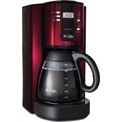 Mr. Coffee 12 Cup Programmable Coffee Maker - Red Bvmc-Tjx-36