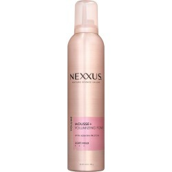 Nexxus Mousse Plus Volumizing Foam - 10.6oz found on Bargain Bro Philippines from target for $13.99
