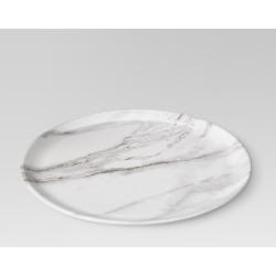 """14"""" Melamine Serve Platter - Threshold"""