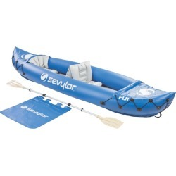 Sevylor Fiji Kayak Travel Inflatable Pack - Blue found on Bargain Bro India from target for $149.99