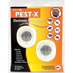 2 Pack Ultrasonic Pest Repeller Pest Control - Bird-X