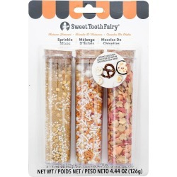 Sweet Tooth Fairy 4.44oz Sprinkles - Gold, Orange Gold Red found on Bargain Bro Philippines from target for $4.99