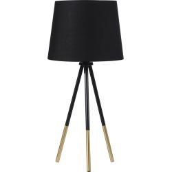 Devon Tripod Leg Table Lamp Black (Lamp Only) - Ore International found on Bargain Bro India from target for $41.49