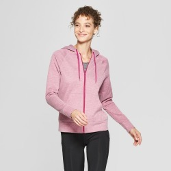 1e1020f181ca Women s Tech Fleece Full Zip Sweatshirt - C9 Champion Magenta Zeal Heather  XL found on MODAPINS