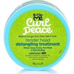 Just For Me Curl Peace Tender Head Detangling Hair Treatment - 12oz
