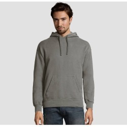 Hanes Men's Comfort Wash Fleece Pullover Hooded Sweatshirt - Concrete 2XL found on Bargain Bro Philippines from target for $22.49