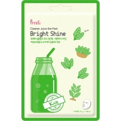 Prreti Bright Shine Sheet Mask - 33ml found on MODAPINS from target for USD $1.99