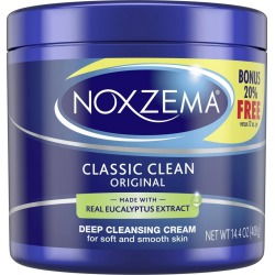 Noxzema Classic Clean Original Deep Cleansing Cream - 14.4oz found on Bargain Bro India from target for $3.99
