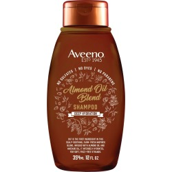 Aveeno Scalp Soothing Almond Oil Blend Shampoo - 12 fl oz found on Bargain Bro India from target for $6.99