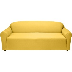 Yellow Jersey Sofa Slipcover - Madison Industries