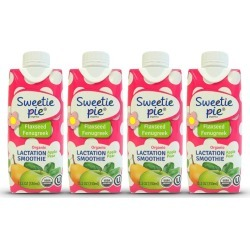 Sweetie Pie Organics Lactation Smoothie - 4pk found on Bargain Bro Philippines from target for $10.89