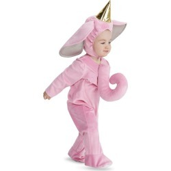 Pretty Elephant Baby Costume 6-12 Months, Infant Girl's, Size: 6-12 M, Pink