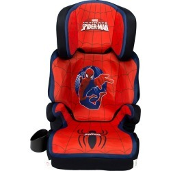 KidsEmbrace Marvel Ultimate Spider-Man High Back Booster Car Seat, Red Black Blue found on Bargain Bro India from target for $65.99