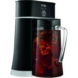 Mr. Coffee Tea Café Iced Tea Maker, Black