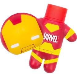 Lip Smacker Marvel Super Hero Lip Balm Iron Man Billionaire Punch - 1ct