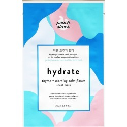 Peach Slices Hydrate Sheet Mask found on MODAPINS from target for USD $2.49