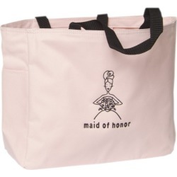 Maid of Honor Wedding Gift Tote Bag - Pink, Girl's