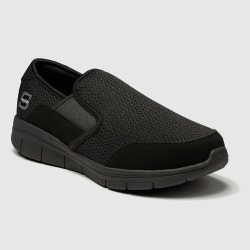 Men's S Sport By Skechers Optimal Slip On Performance Athletic Shoes - Black 8 found on Bargain Bro Philippines from target for $39.99