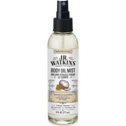 J.R. Watkins Body Oil Mist - Coconut & Honey - 6 fl oz found on Bargain Bro Philippines from target for $7.89