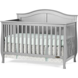 Child Craft Camden 4-in-1 Convertible Crib - Cool Gray found on Bargain Bro Philippines from target for $279.90