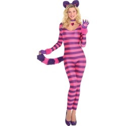 Womens Lady Cheshire Halloween Costume XL, Multicolored found on Bargain Bro India from target for $50.00