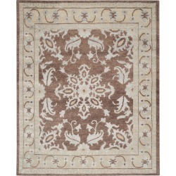 8'X10' Medallion Knotted Area Rug Charcoal/Light Gray - Safavieh found on Bargain Bro Philippines from target for $1124.99