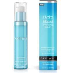 Neutrogena Hydro Boost Hydrating Hyaluronic Acid Serum - 1 fl oz found on Bargain Bro Philippines from target for $14.99