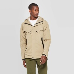 Men's Lightweight Convergence Jacket - C9 Champion Sand Paper Khaki S, Men's, Size: Small, Brown Paper Green found on Bargain Bro India from target for $69.99